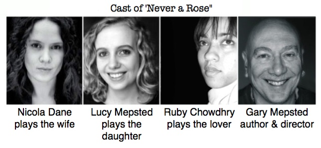 Never a Rose by Gary Mepsted