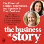 Artwork for #39: The Power of Stories, Ceremonies, and Symbols in Your Business