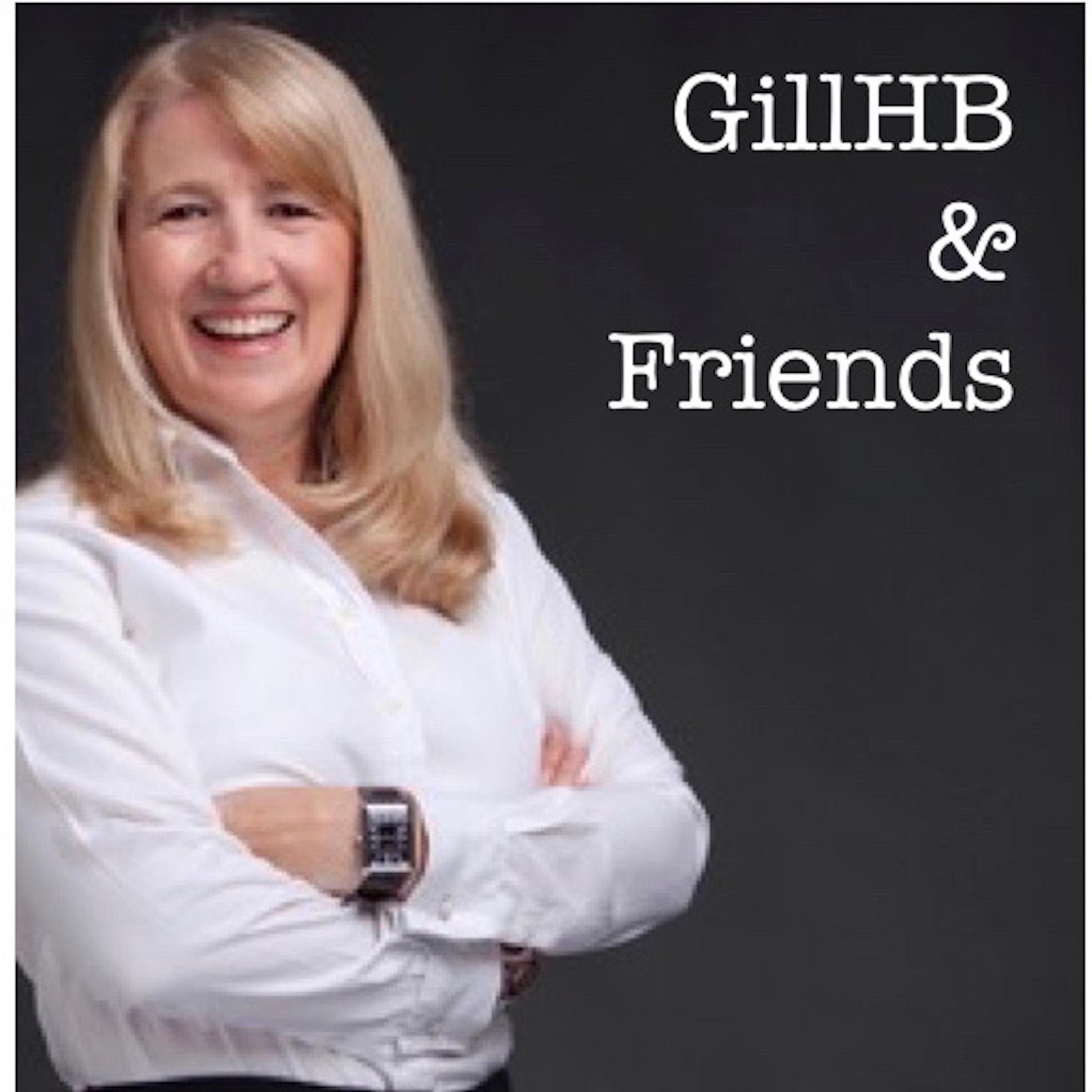 GillHB & Friends podcast show art