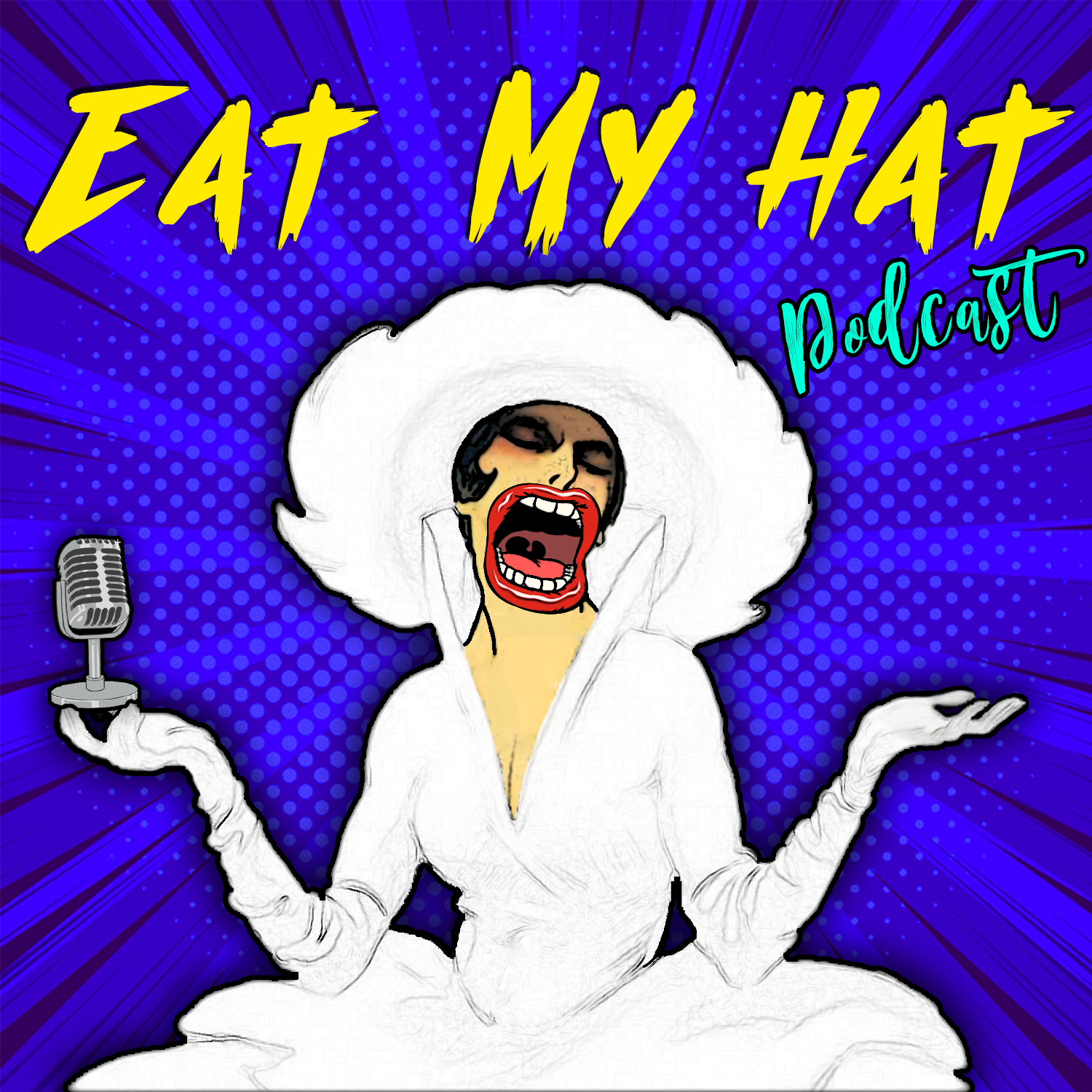 Artwork for 5 - Eat My B-Conspiracy Theories - with Tristan Cappel