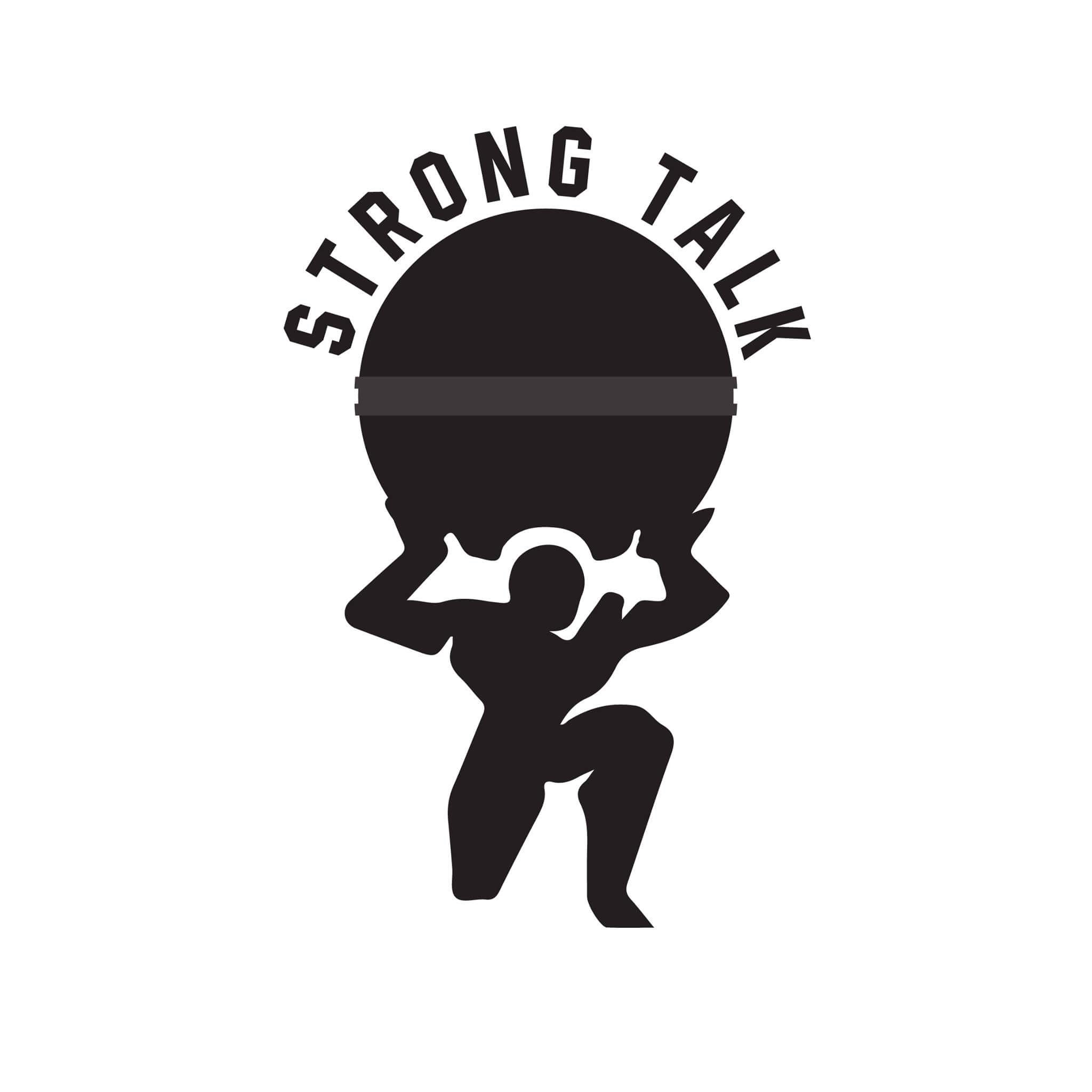 Strong Talk - Presented By Starting Strongman show art
