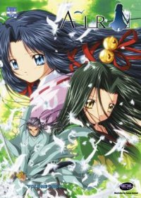 Anime DVD Review: Air TV Volume 4