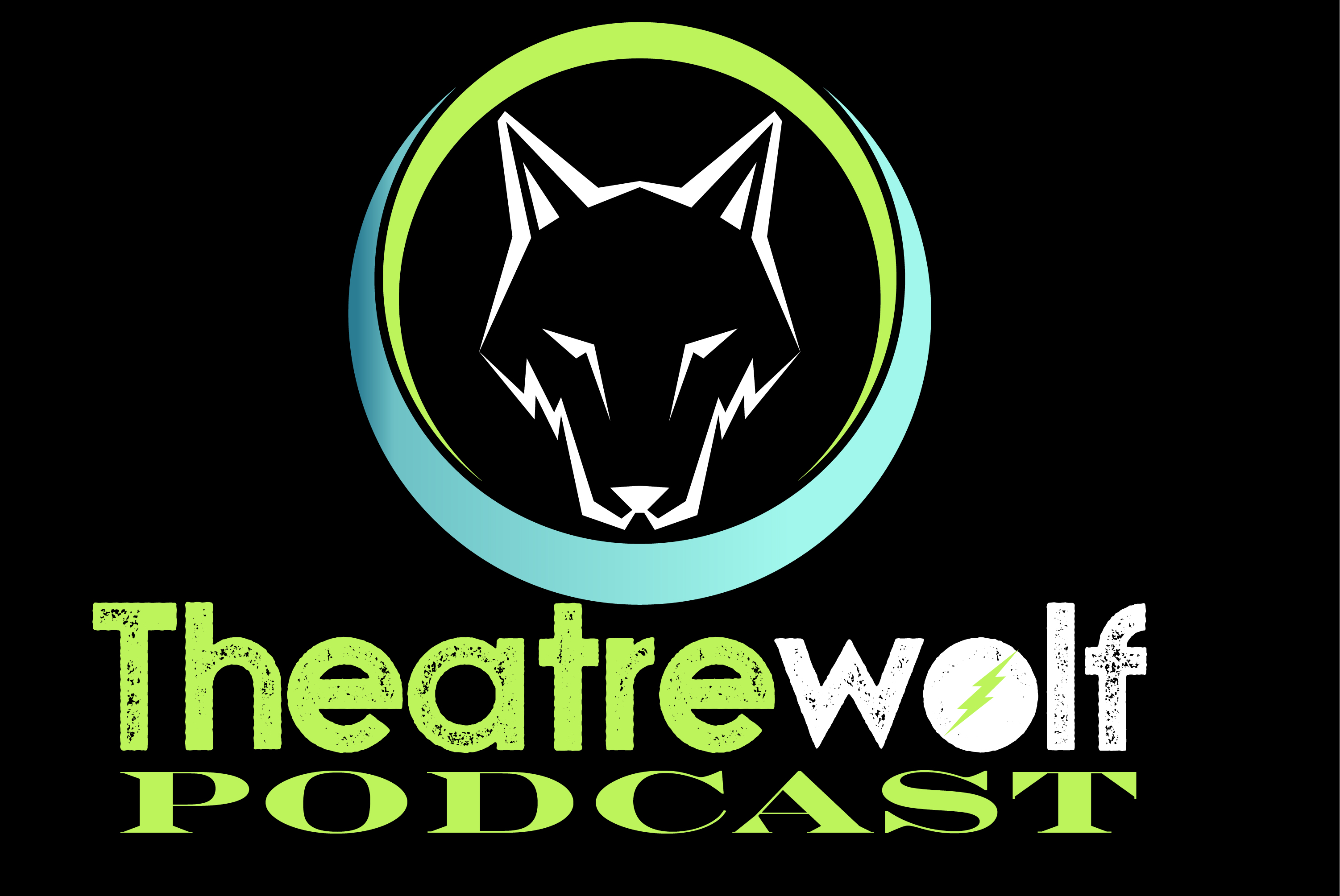 Theatrewolf Podcast show art