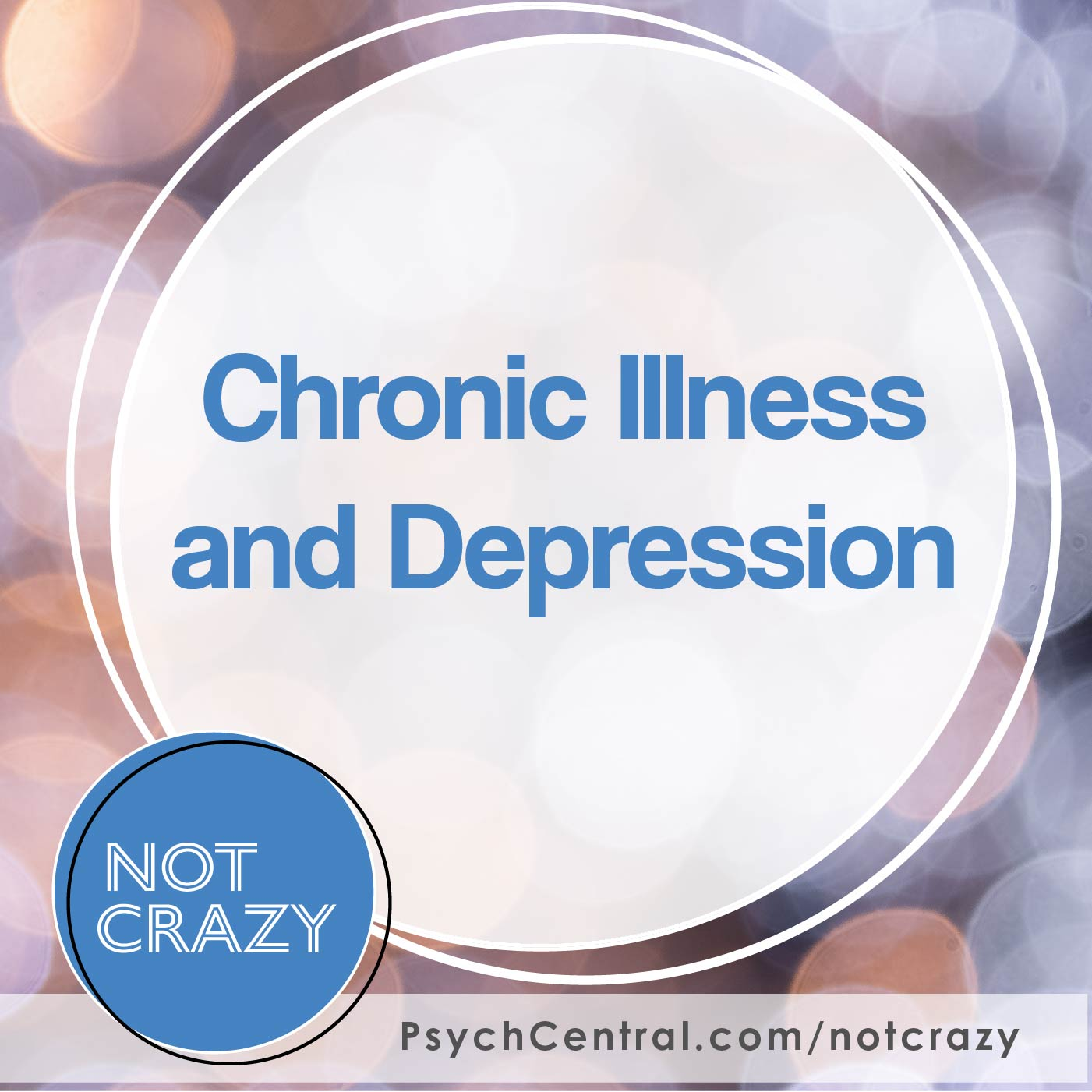 Artwork for Chronic Illness and Depression