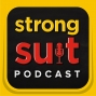 Artwork for Strong Suit 268: How He Built It From 1 Employee to 4,500 (And Fixed My Ankle)