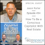 Artwork for 494 How To Be a Conscious Capitalist With Real Estate - Jason Porter