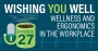 Artwork for Wishing You Well: Wellness and Ergonomics in the Workplace