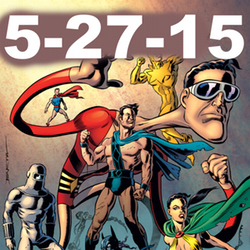 World's Finest 5-27-15 DC Comics Review