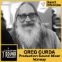 Artwork for 032 Greg Curda - Veteran Hollywood sound mixer based out of Norway