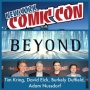Artwork for Episode 734 - NYCC: Beyond w/ Burkely Duffield/EP Tim Kring/EP David Eick, EP Adam Nussdorf!