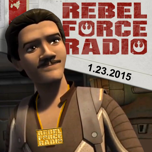 RebelForce Radio: January 23, 2015