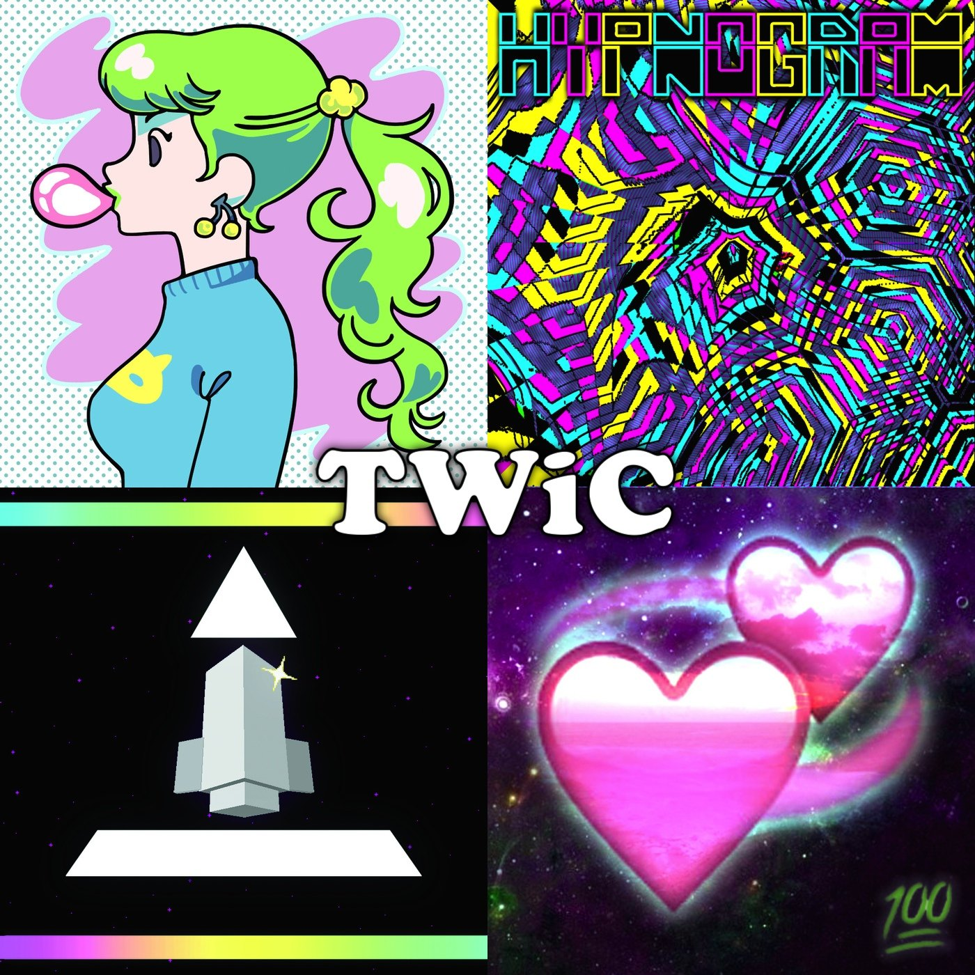 TWiC 085: Shy Guys, Slime Girls, Trey Frey, Shirobon