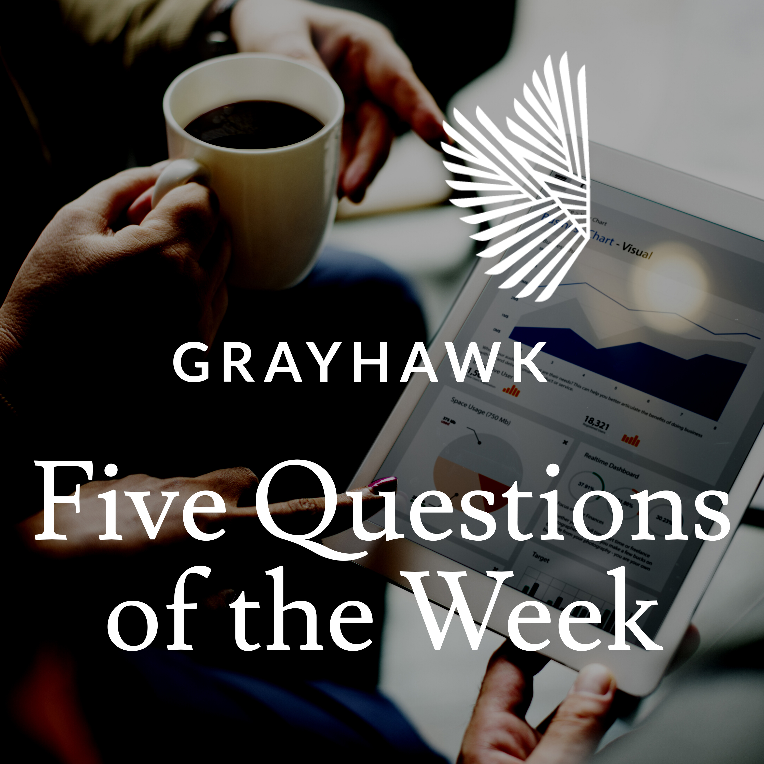 Five Questions of the Week show art