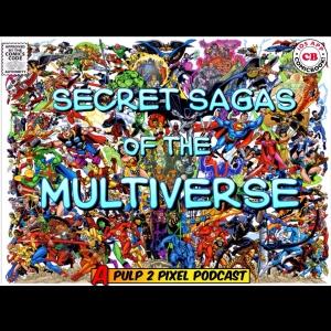 Episode #051 - Secret Sagas of the Mutliverse #23 Doctor Strange Movie Review