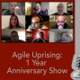 Artwork for Agile Uprising 1-Year Anniversary