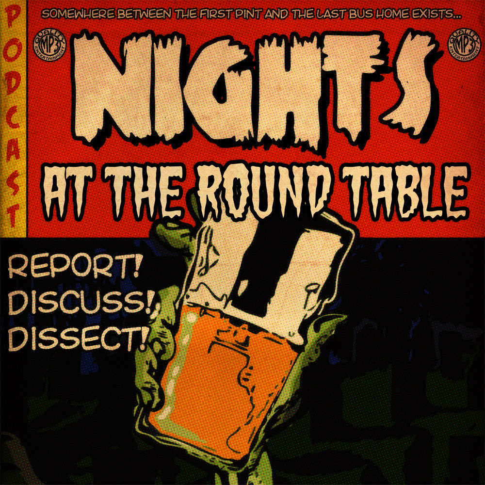 Nights at the Round Table Episode 6: Master of Puppets
