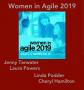 Artwork for Women in Agile 2019