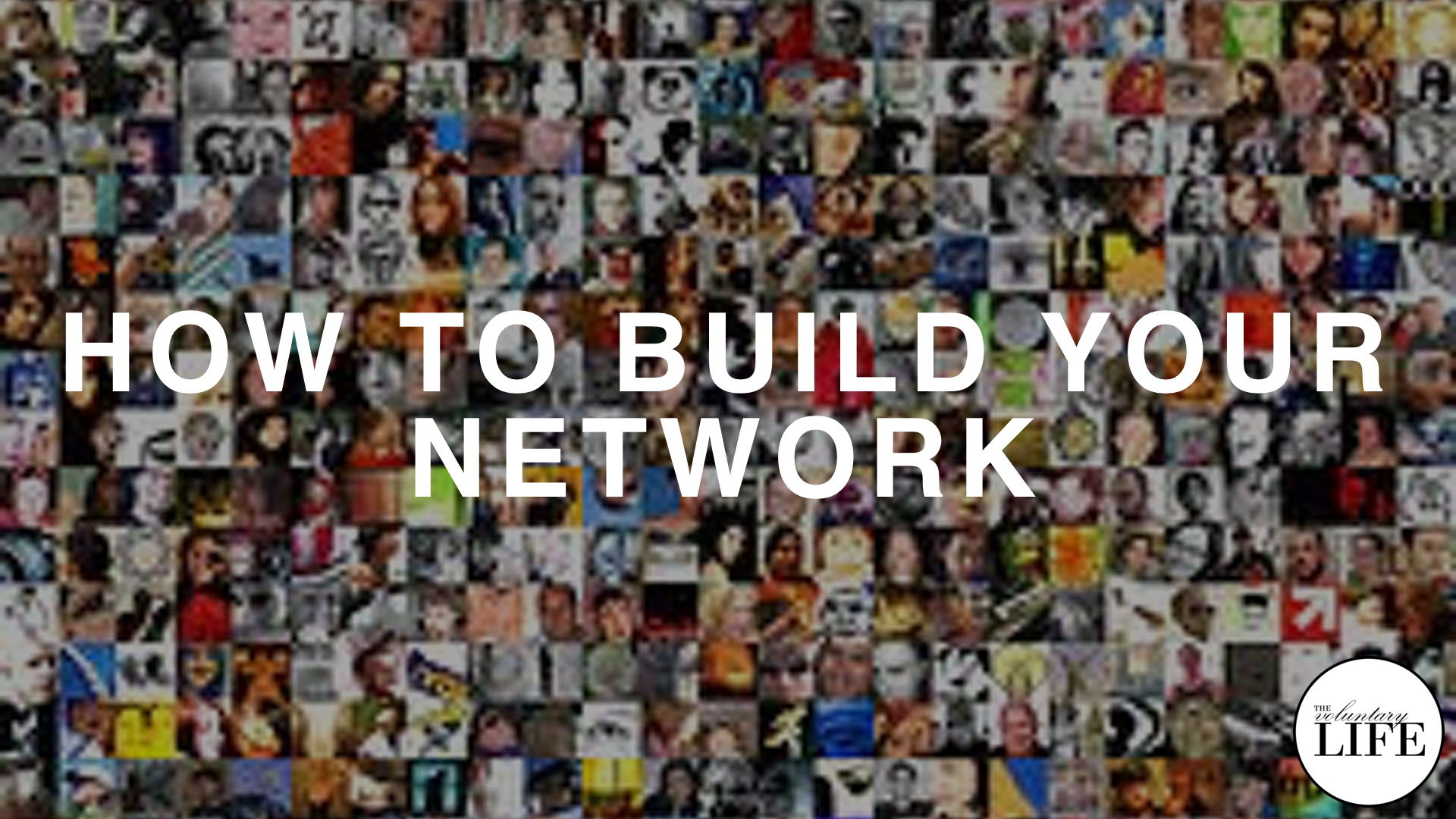 139 How To Build Your Network