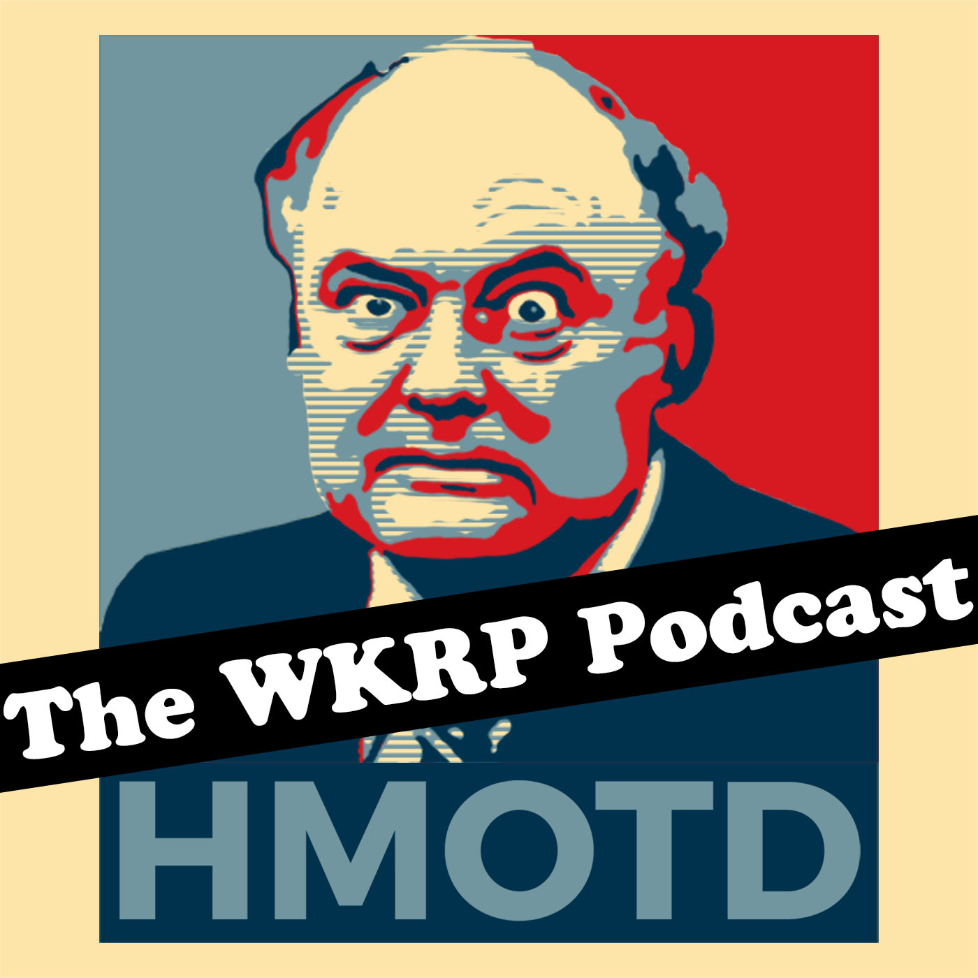Hold My Order, Terrible Dresser: The WKRP in Cincinnati Podcast show art