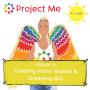 Artwork for #10 Creating Vision Boards & Dreaming BIG