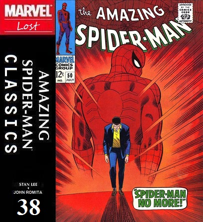 """Lost"" 038 - Amazing Spider-Man 50"