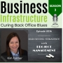 Artwork for 036: Executing Strategy with Project Management with Kim Farmer, PMP