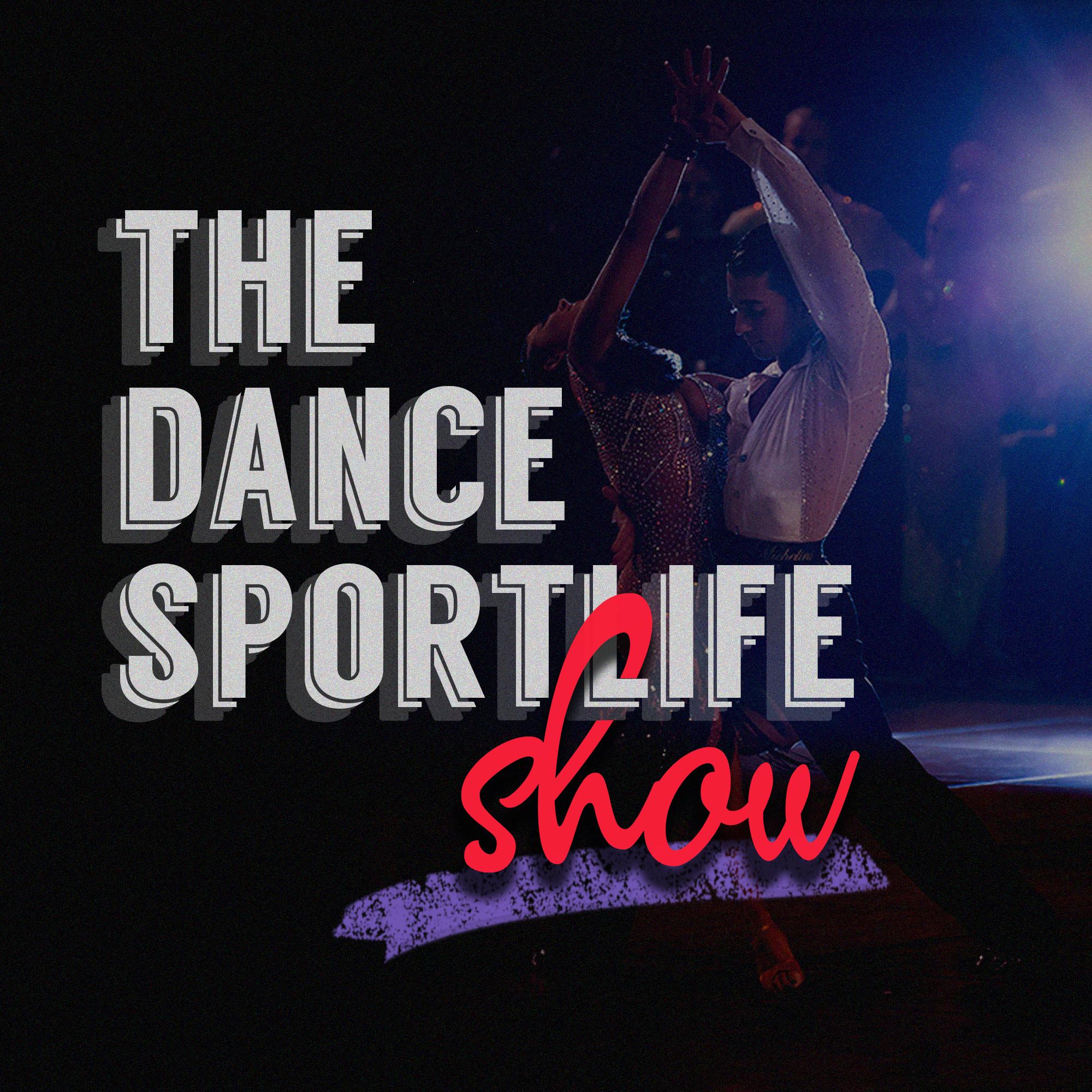 The Dancesport Life Show show art