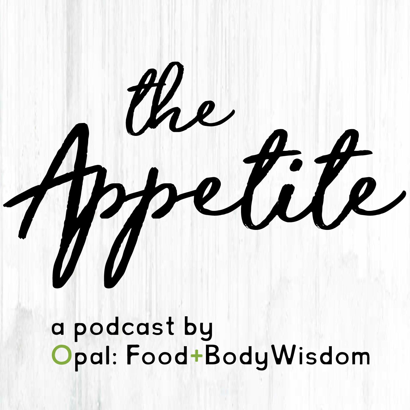 The Appetite show art