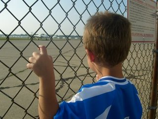 Airspeed - Fingers in the Airport Fence Entwined - And the Book Is Out!
