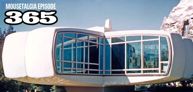 Mousetalgia Episode 365: Disneyland trip planning; Disney's mid-century modern design