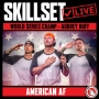 Artwork for Skillset Live Episode #131: Aubrey Huff - American AF