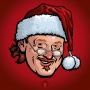 """Artwork for """"It's A Red Peters Christmas!"""""""