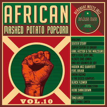 Paris DJs Soundsystem - African Mashed Potato Popcorn Vol.10