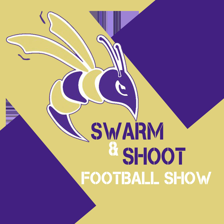 Swarm and Shoot Football Show show art
