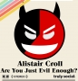 Artwork for Just Evil Enough with Alistair Croll