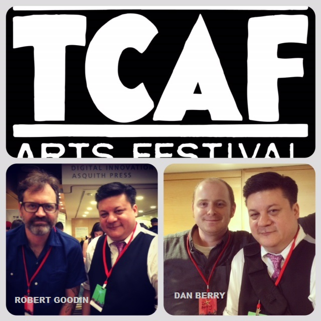 Episode 611 - TCAF: Robert Goodin/Dan Berry