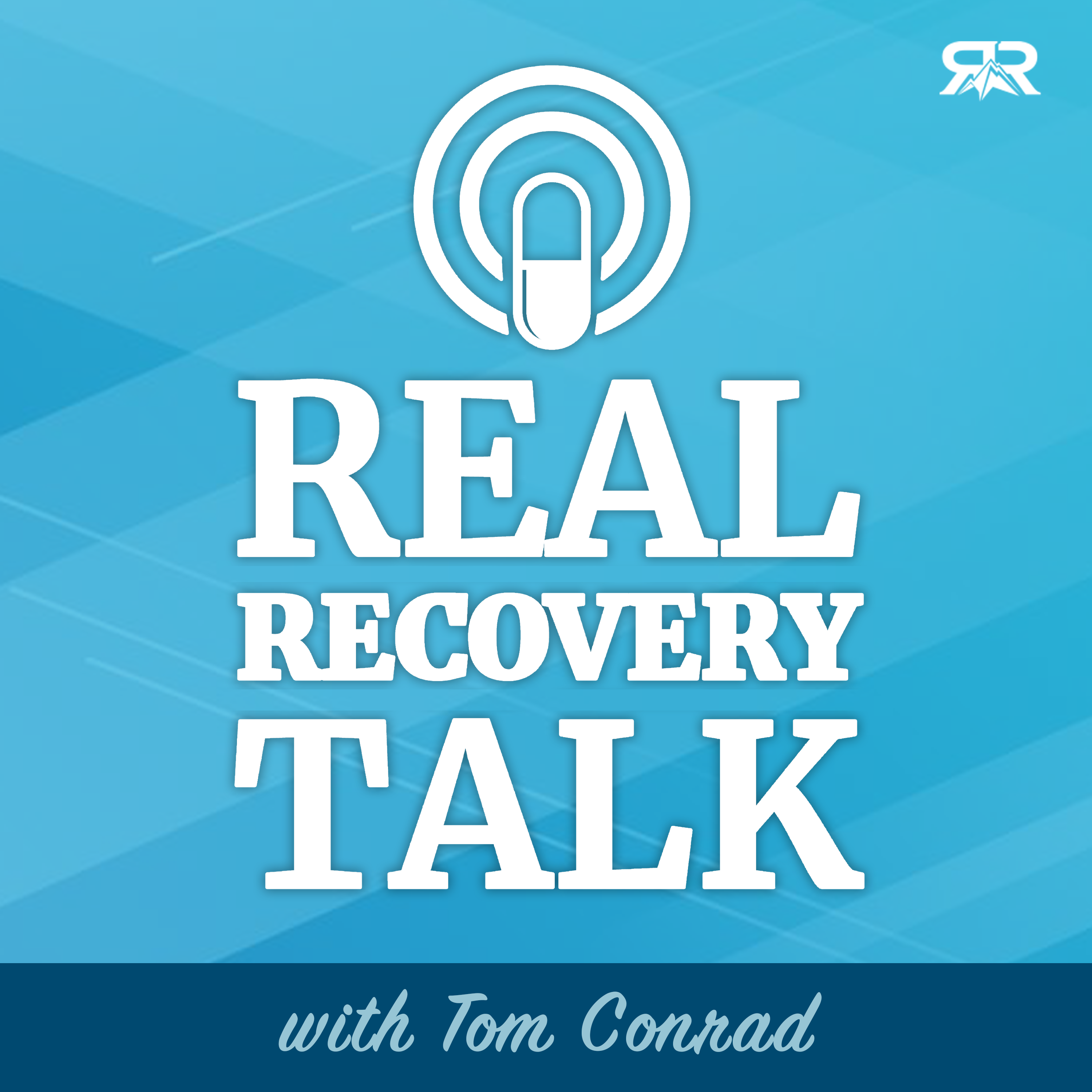 Real Recovery Talk show art
