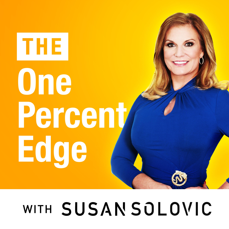 THE One Percent Edge |Business Growth |Business Hacks |Development | Sales |Leadership |Continuous Improvement | Coaching show art