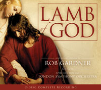 """Lamb of God,"" stirring new music by Rob Gardner"