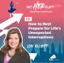 Artwork for INT 013: How to Best Prepare for Life's Unexpected Interruptions