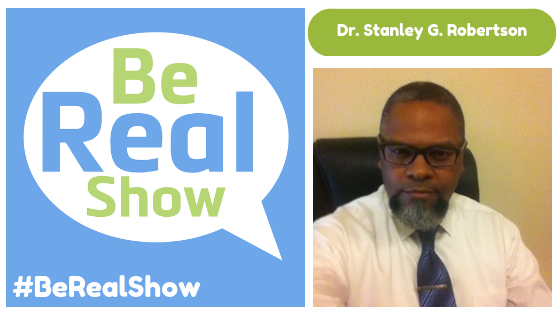 #166 - Dr. Stanley G Robertson gets REAL about Quitting show art