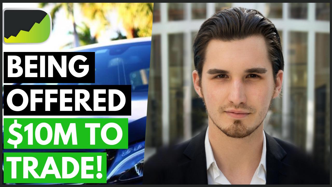 Start A Hedge Fund, Trade $10 Millions! - Felix Hartmann _ Trader Interview