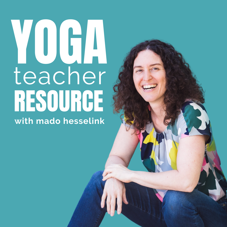 Yoga Teacher Resource Podcast show art