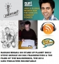 Artwork for Word Balloon Podcast Hasan Minahj On Stand Up Planet , Steve Skroce's Doc Frankenstein Returns and C2E2 Podcasters Roundtable