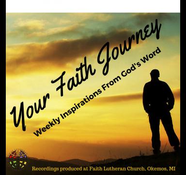 Sermon - Luke 15:1-3, 11b-32 - Faith Lutheran Church Okemos