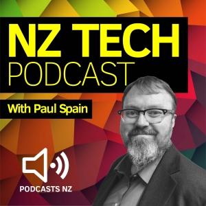 NZ Tech Podcast - with Paul Spain