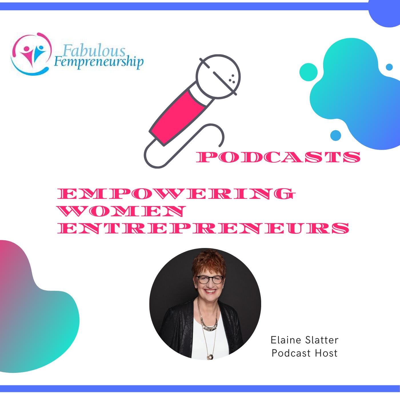 Fabulous Fempreneurship - Business Podcast show art