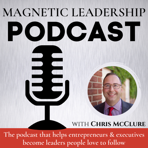 Magnetic Leadership Podcast show art