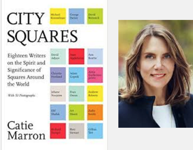 Catie Marron's Philosophy and Purpose in the Literature of 'City Squares'