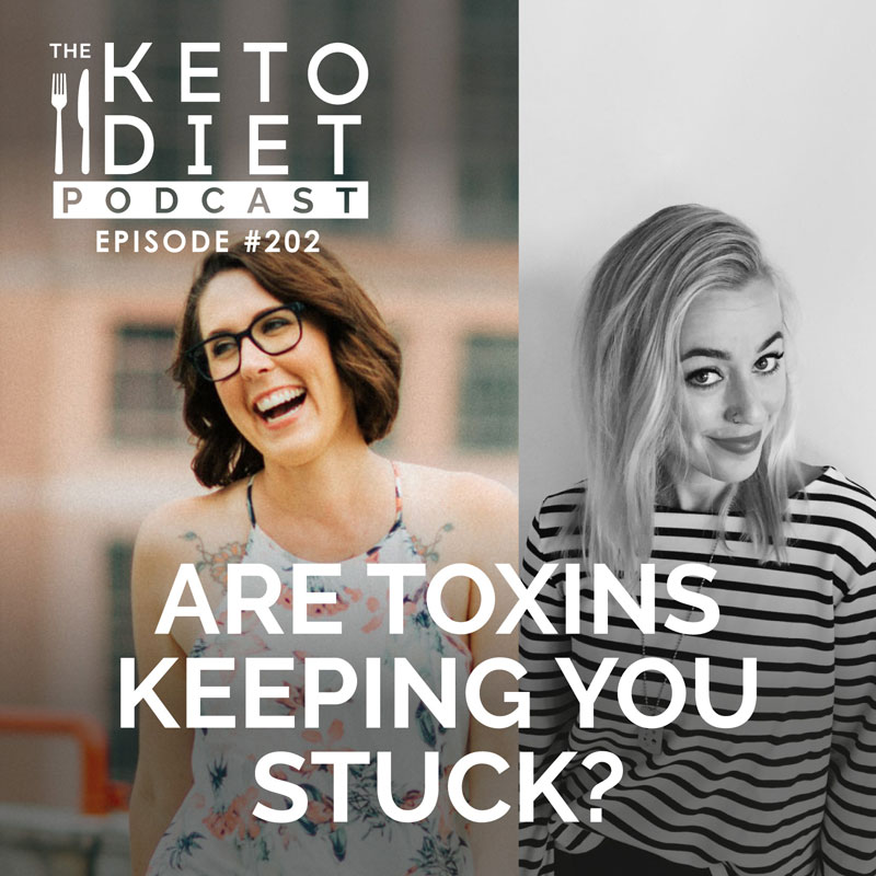 #202 Are Toxins Keeping You Stuck? with Madeline Rosie Hewitt